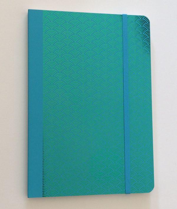 CEDON Metallic Wave green DIN A6