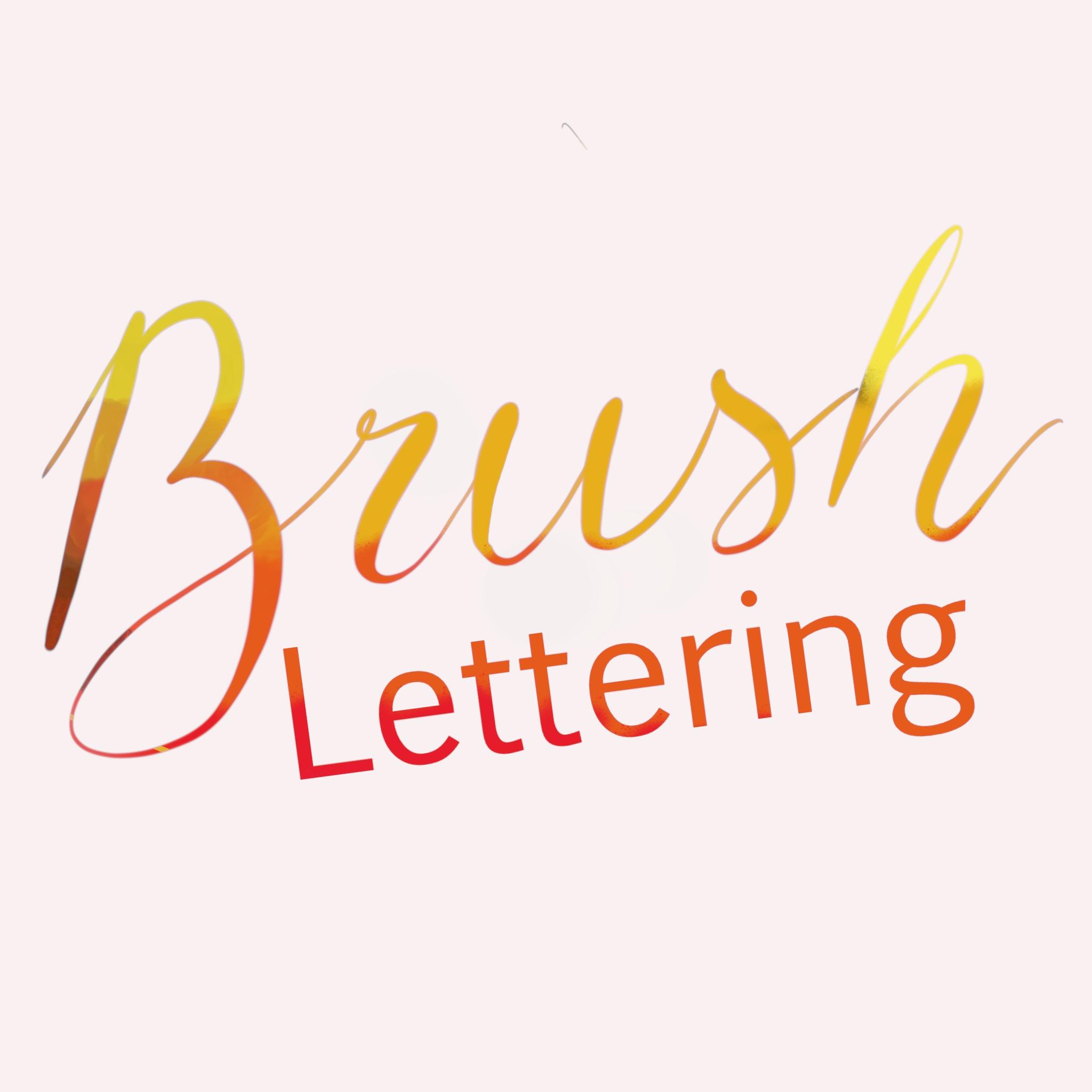 Brush Lettering Kurs
