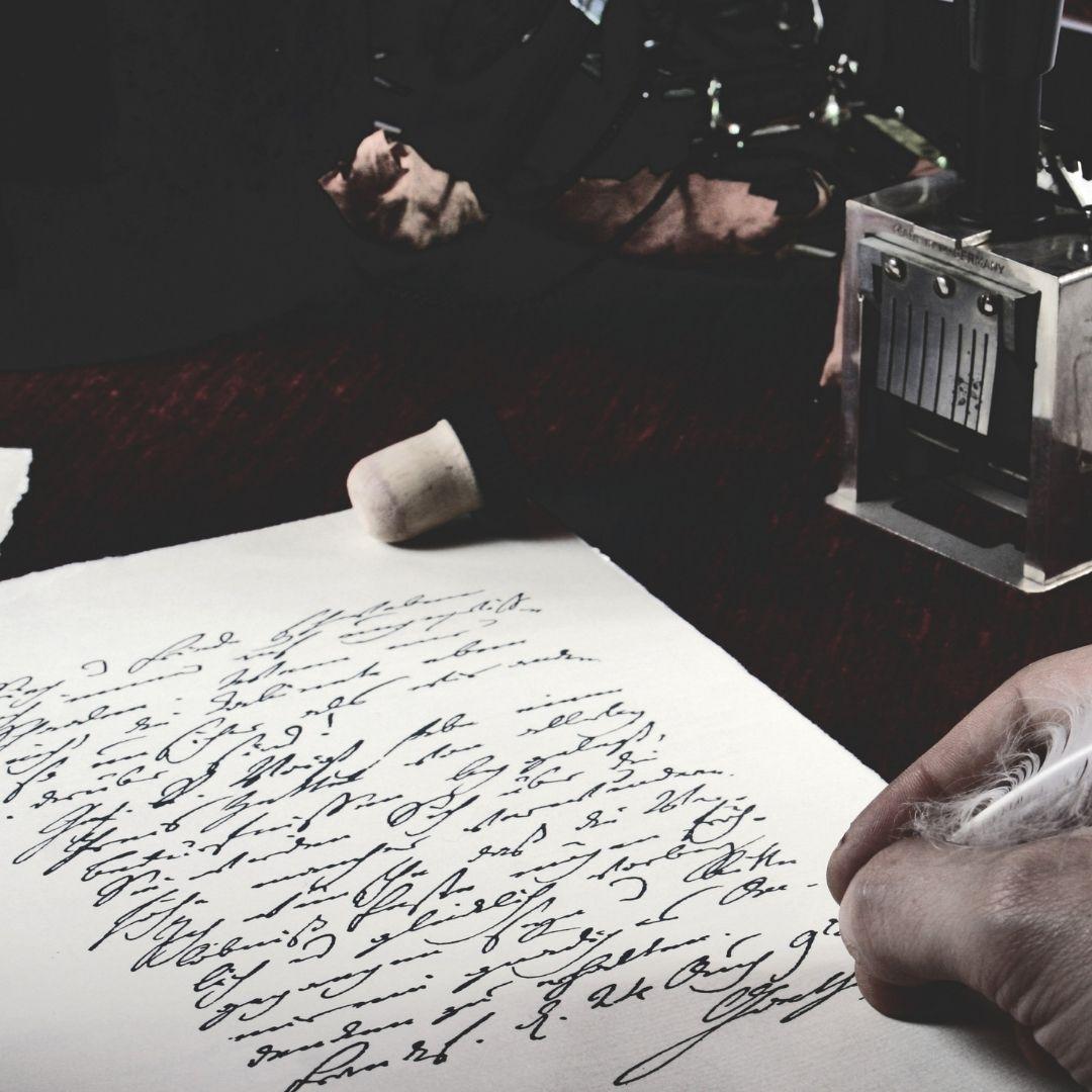 Gedichte schreiben
