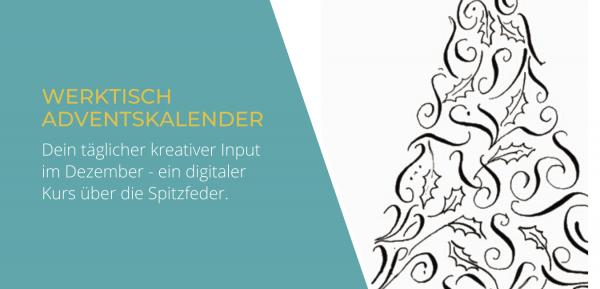 Kalligrafie Adventskalender